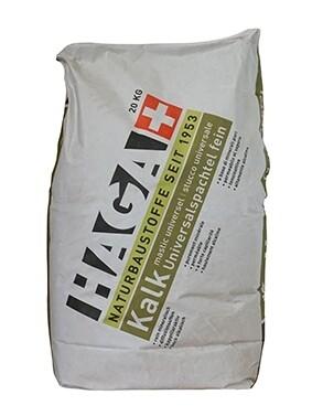 HAGA 346 Kalk Universalspachtel Konsequent ökologischer, natürlicher Universalspachtel mit hoher Diffusionsfähigkeit