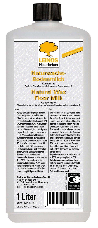 Leinos Bodenmilch 1,0 l
