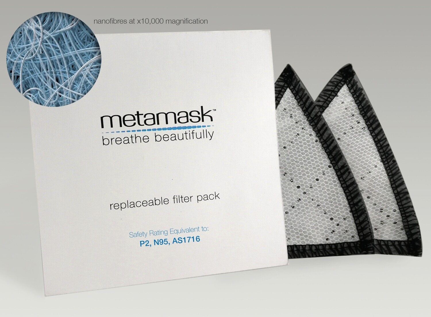 Replacement Nano Filters.