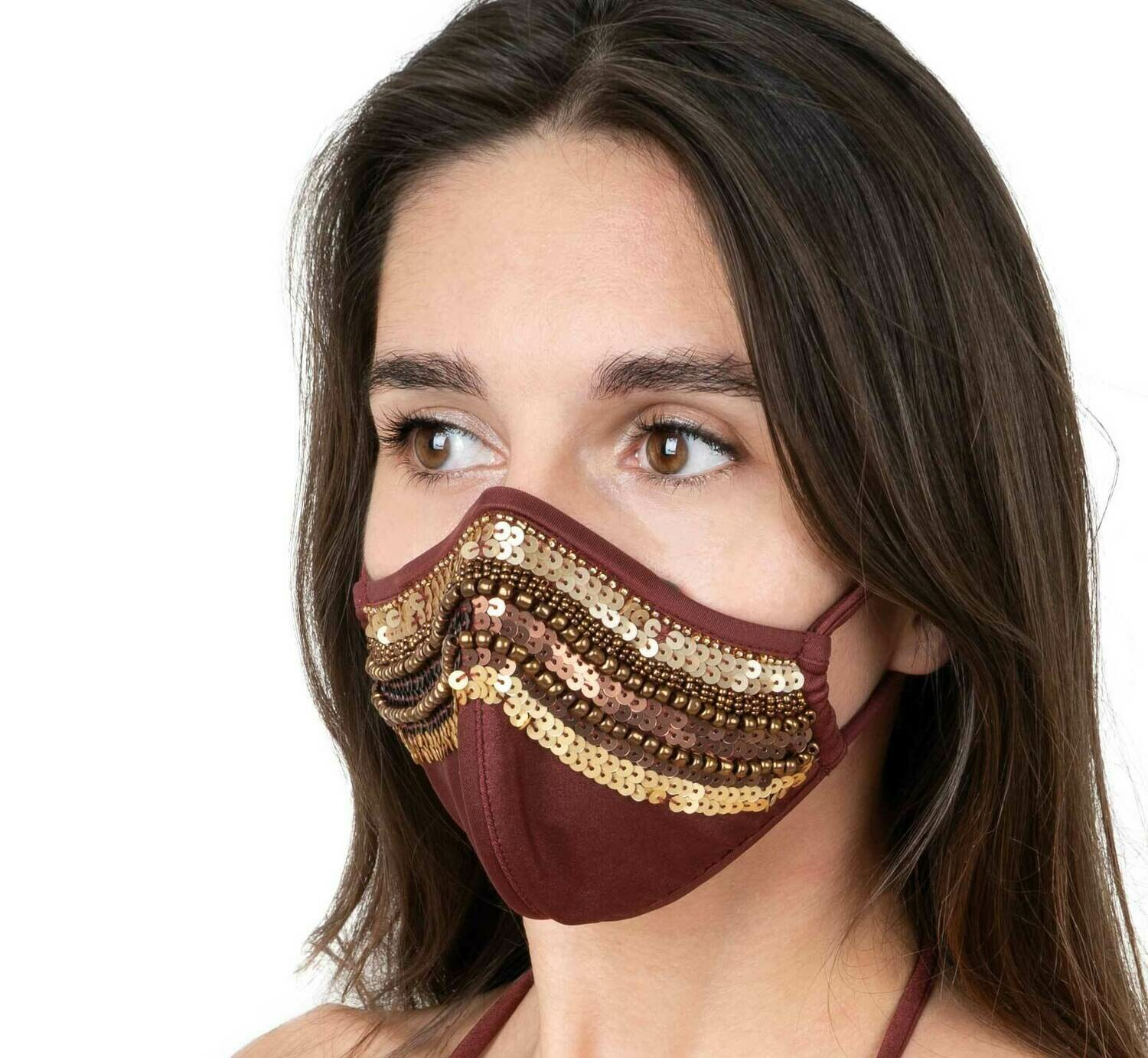 Africa face mask Non-Replaceable Filter