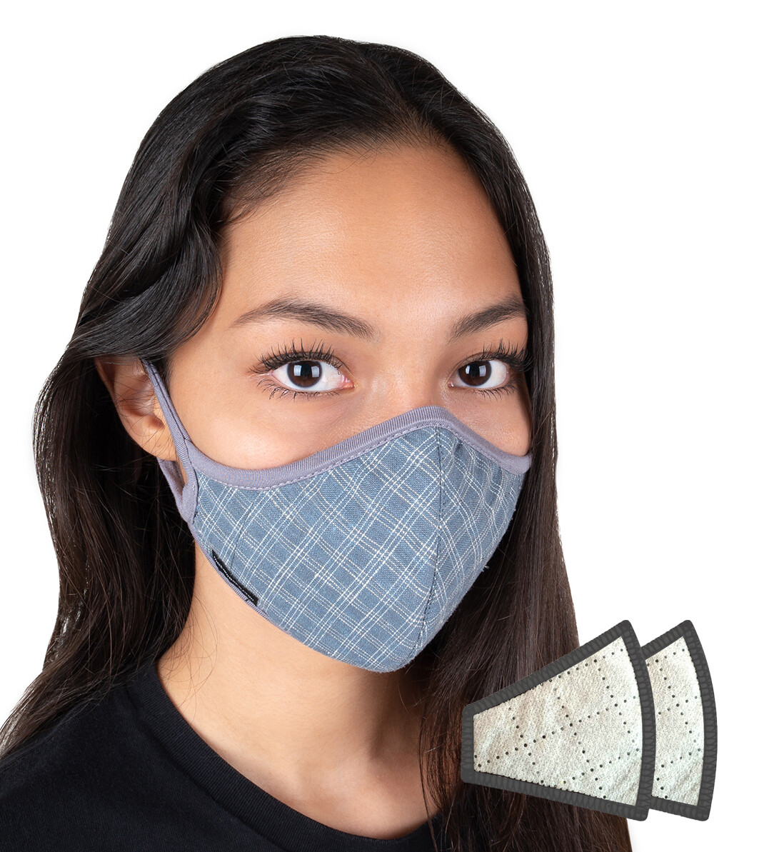 Organic Hemp Face Mask Replaceable Filter