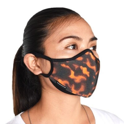 Lava - Replaceable Filter Face Mask