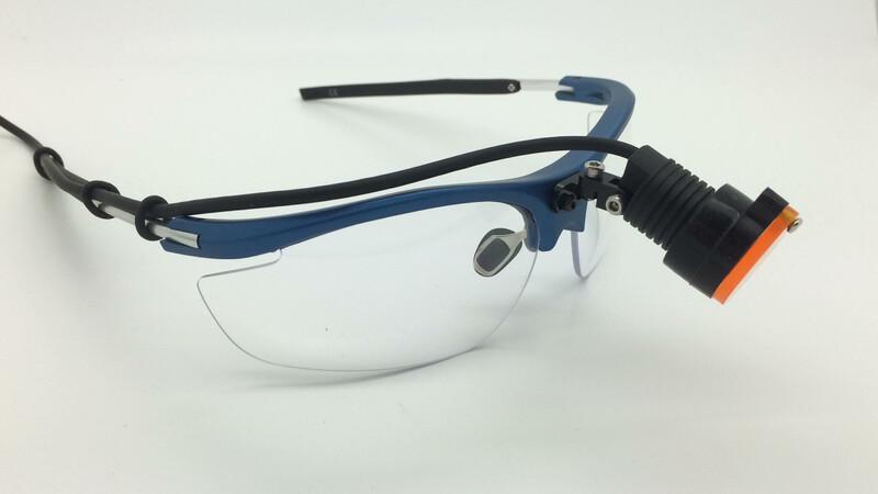 Schutzbrille (ohne Lupen) mit PureLight von OriginalOptics