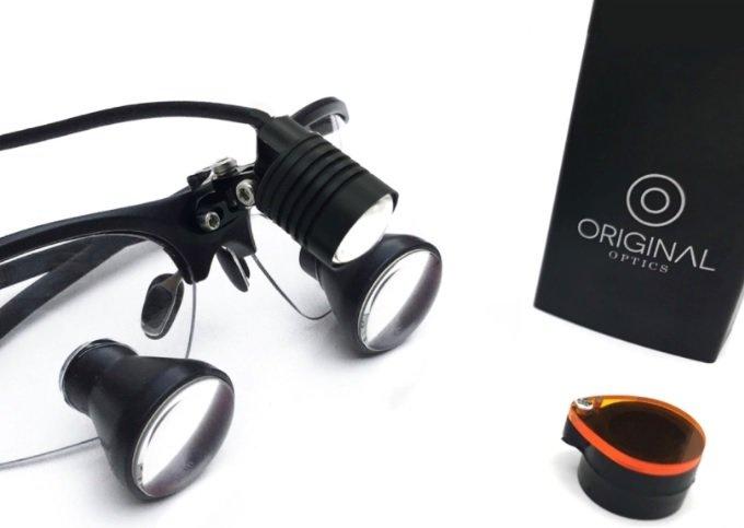 TTL Lupenbrille mit PureLight von OriginalOptics