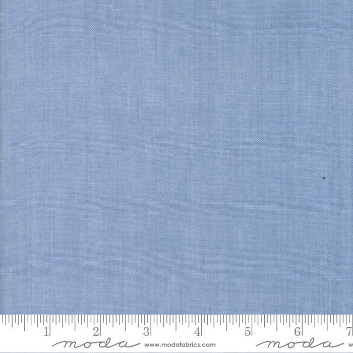 Moda Chambray Light Blue 12051 16