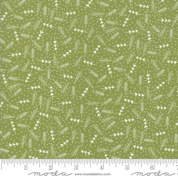 The Christmas Card Green med frø