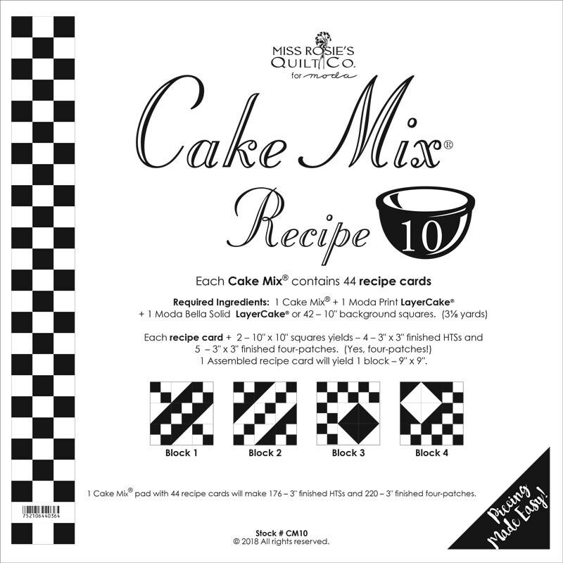 Cake Mix nr 10