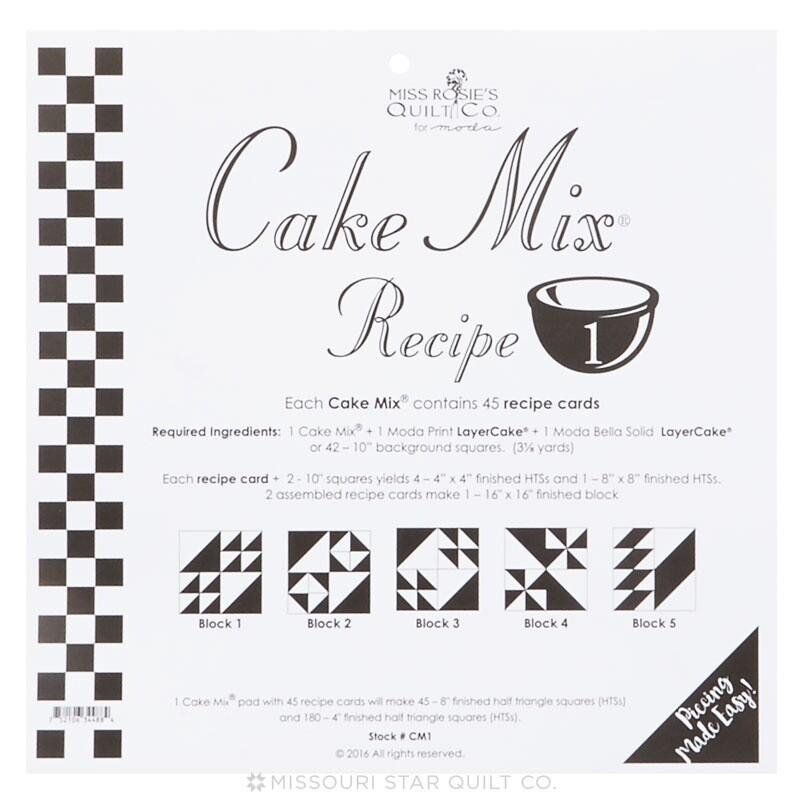Cake Mix nr 01