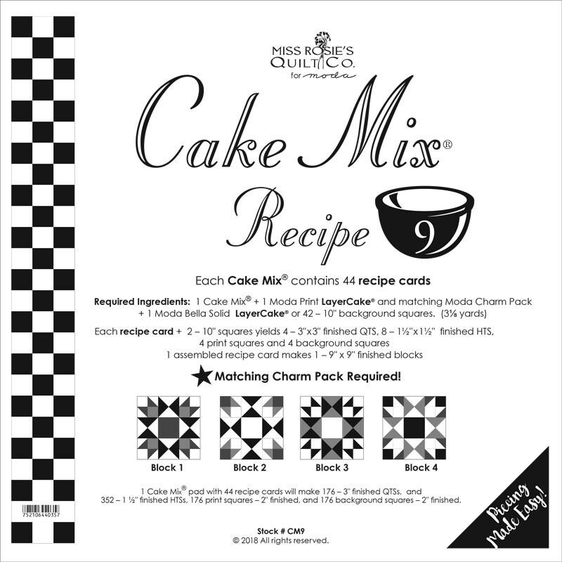 Cake Mix nr 09