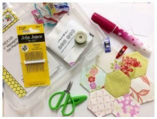 Start Kit English Paper Piecing