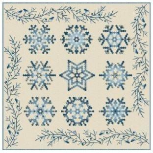 Snowflake Komplett pakke