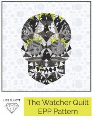 Watcher Skull by Libs Elliott