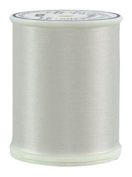 624 Natural White The bottom Line 60wt Polyester