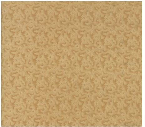 Frech Cut Flower tan 108""