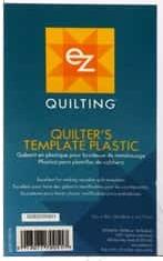 Malplast Quilter's template plastic