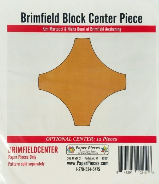 Brimfild Senter blokk