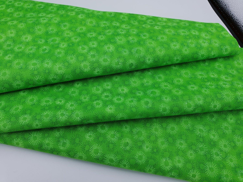 Grønn med små blomster Hopscotch