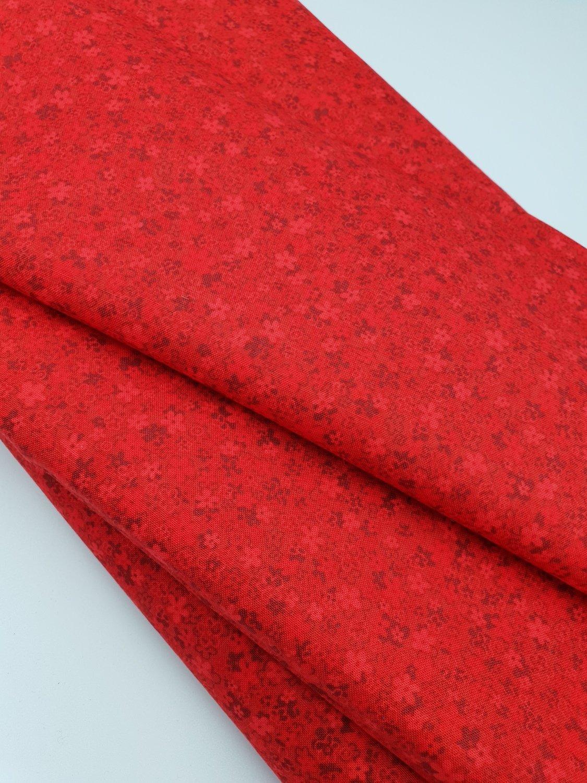 Hopscotch Rød med røde detaljer 3220 3