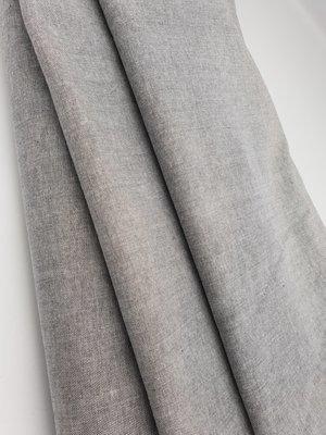 Chambray medium grå
