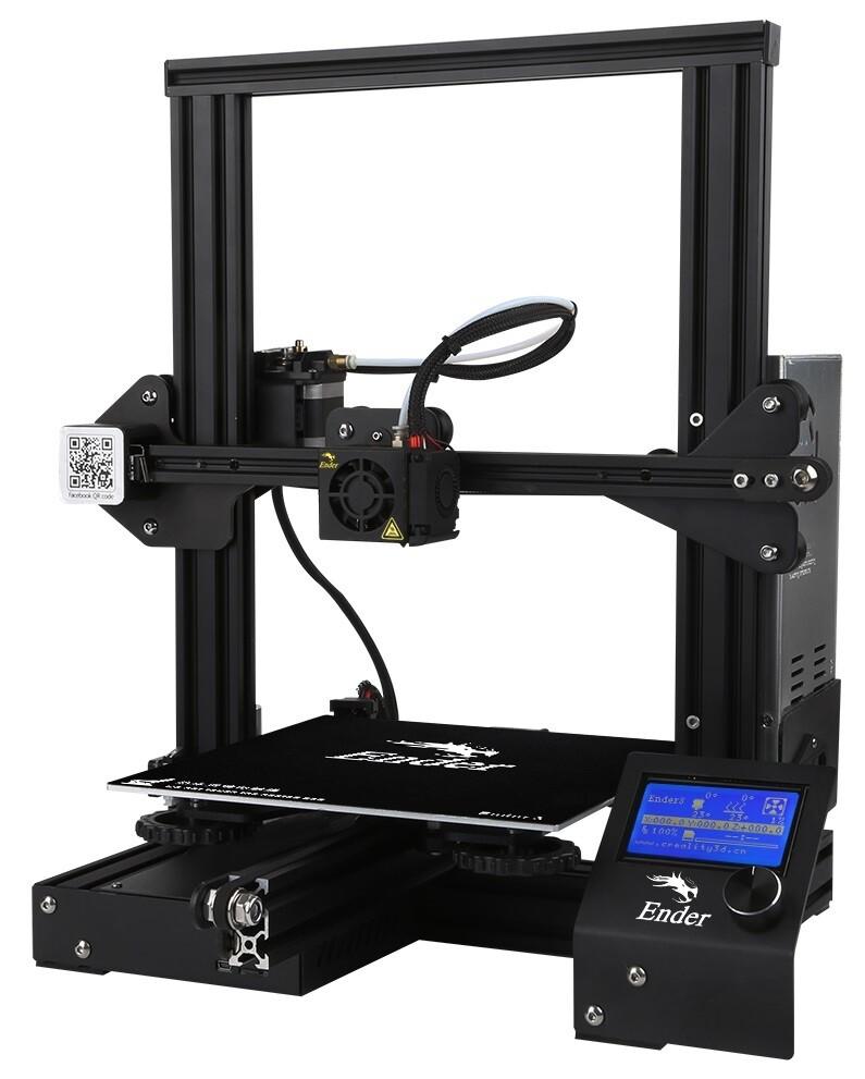 3D-принтер Ender-3 ProX