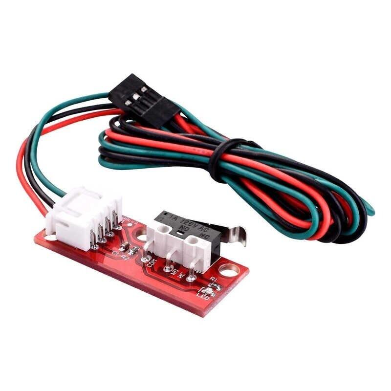 Переключатель с кабелем 70см для управления RAMPS 1.4