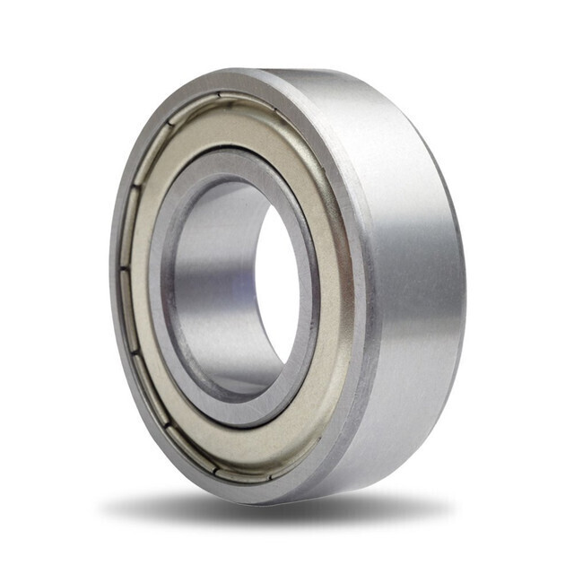 608 2RS металлический герметичный радиальный подшипник  8X22X7мм