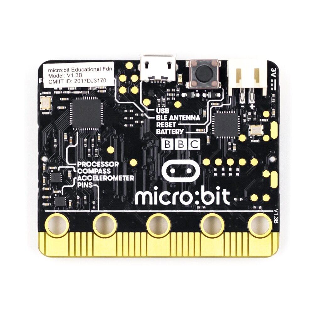 BBC micro: микроконтроллер с детектором движения, компасом, светодиодным дисплеем и Bluetooth