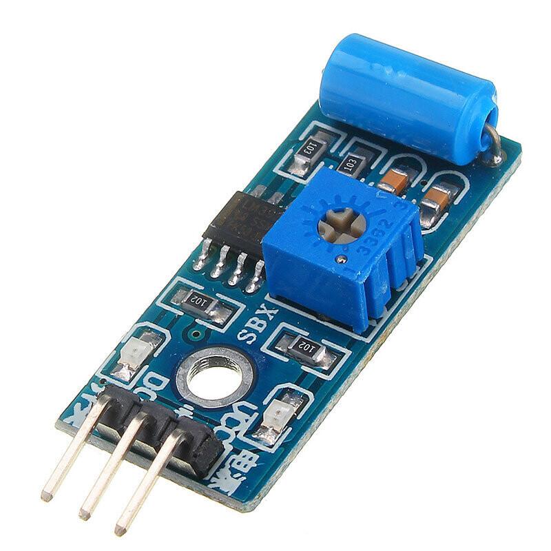 Датчик SW-420 вибрации наклона для Arduino