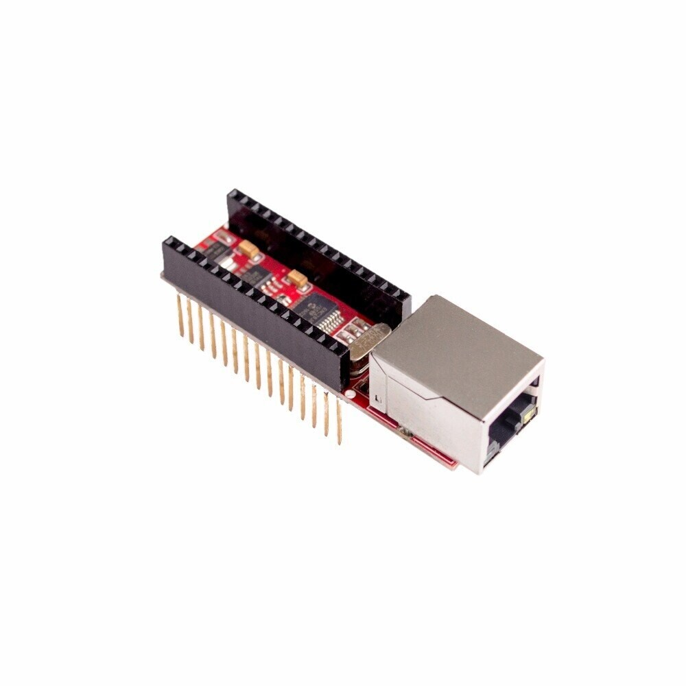 Сетевой модуль Ethernet Shield ENC28J60 для Arduino NANO