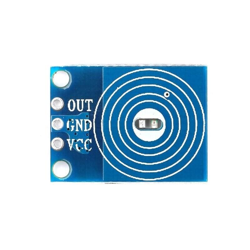 Емкостный сенсорный переключатель модуль затемнения 10А,4в-20в