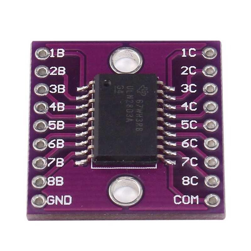 ULN2803A транзисторный массив Дарлингтона