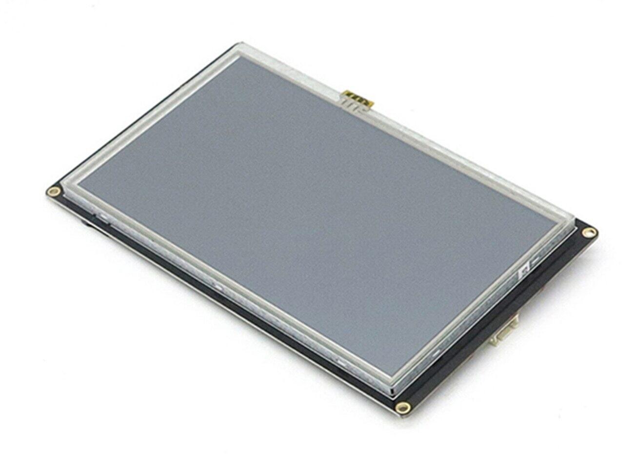 Сенсорный TFT ЖК-модуль Nextion K7.0, с поддержкой HMI, NX8048K070