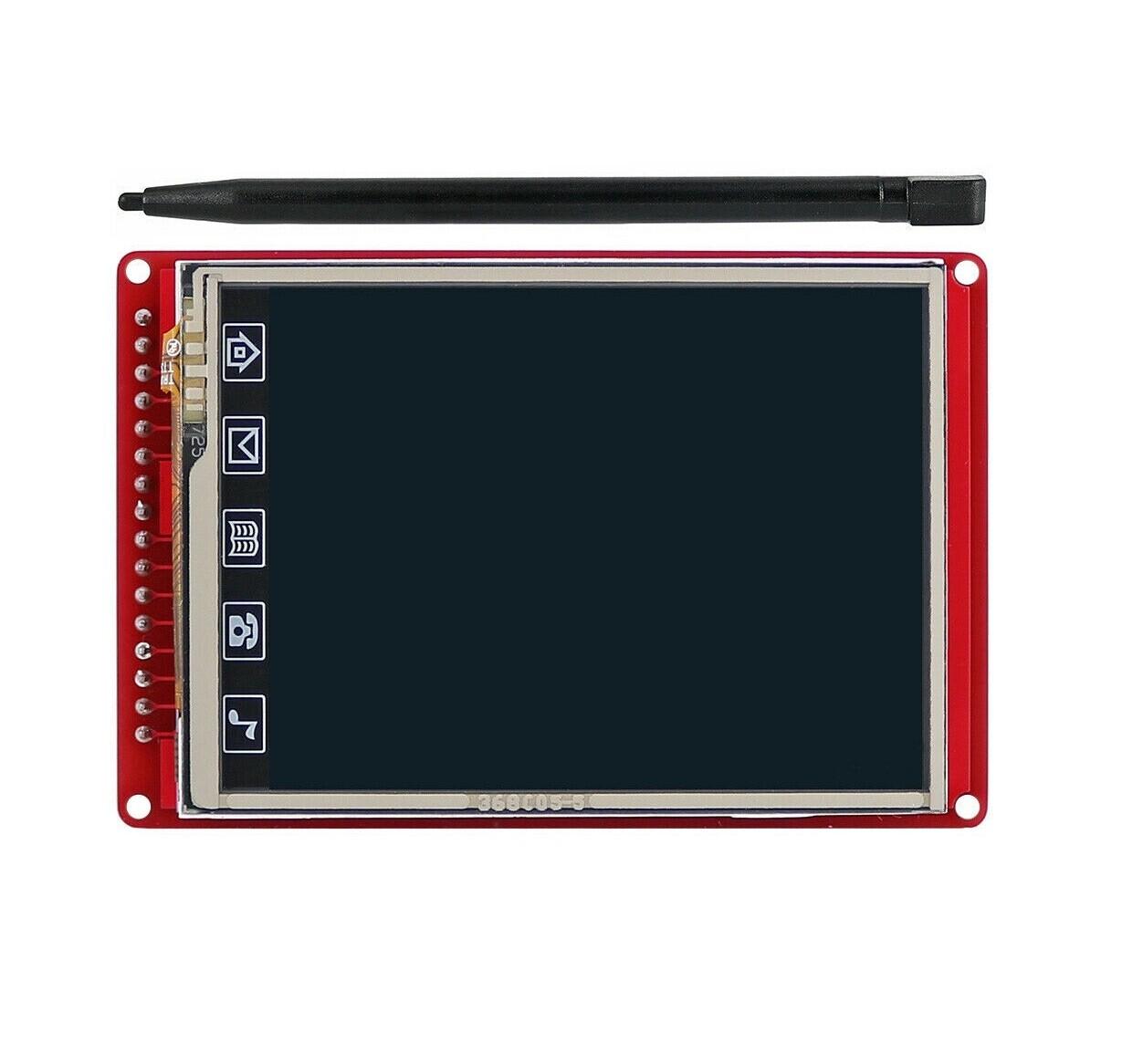 """Дисплей 2.0 дюймов TFT Touch LCD """"3.3 В Сенсорный экран"""