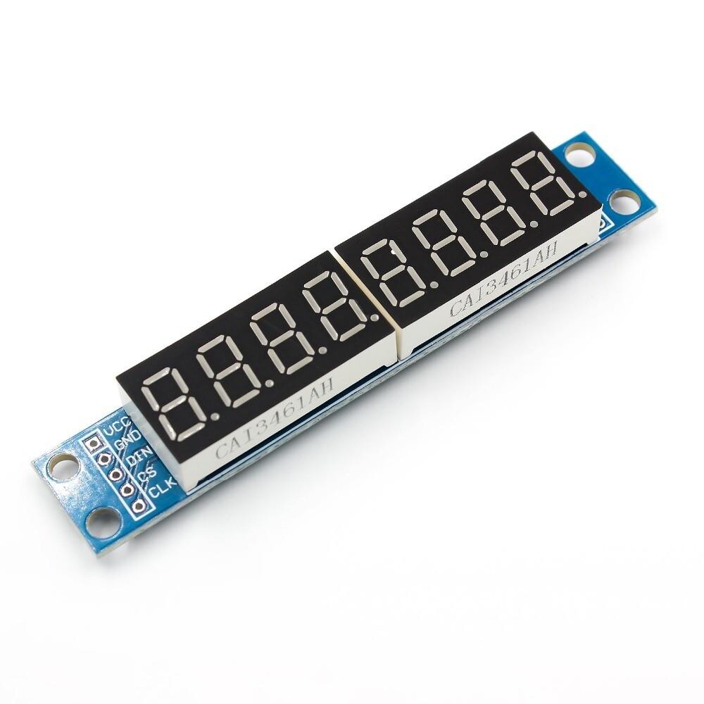 Матричный модуль MAX 7219 8 разрядный