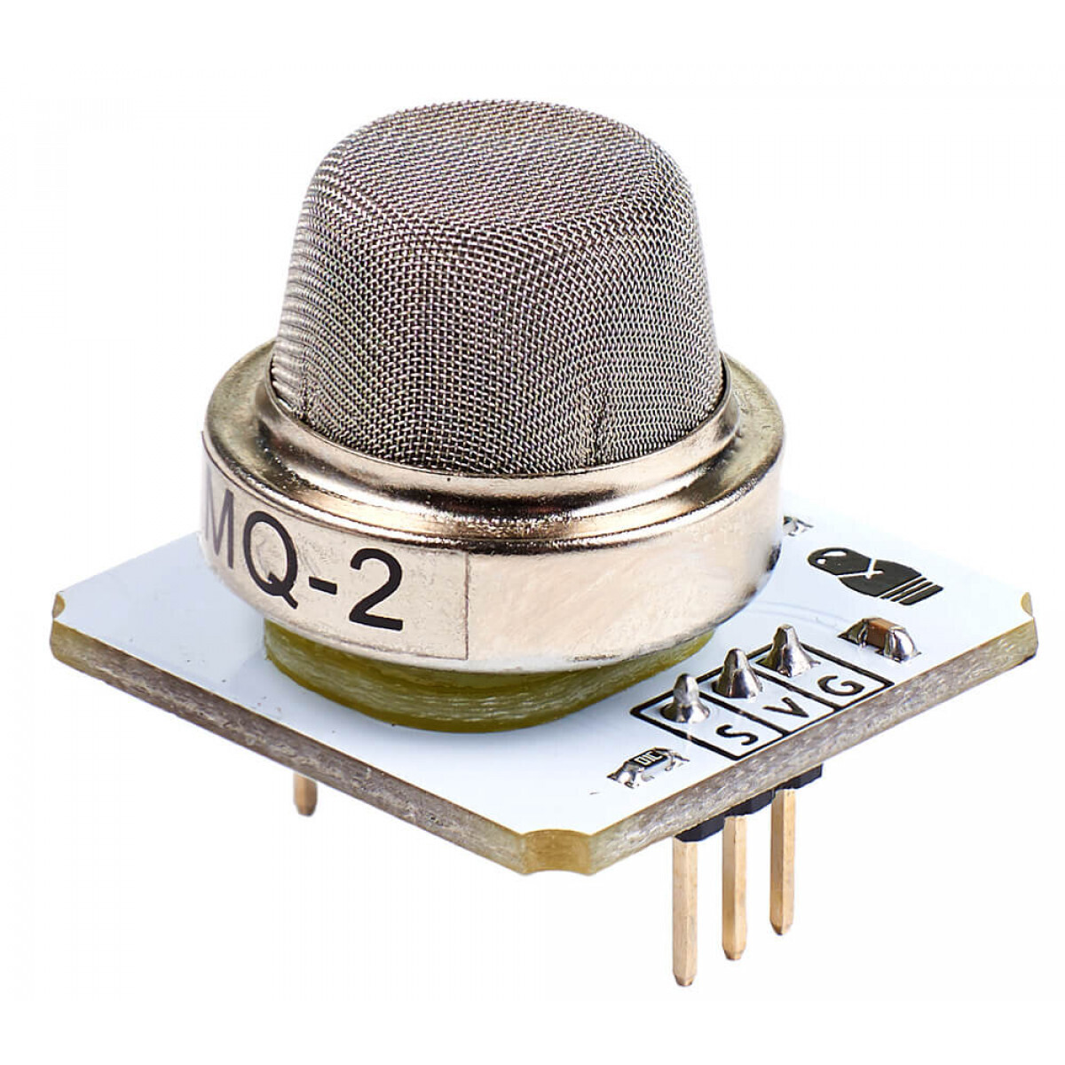 Датчик широкого спектра газов MQ-2 (Troyka-модуль)