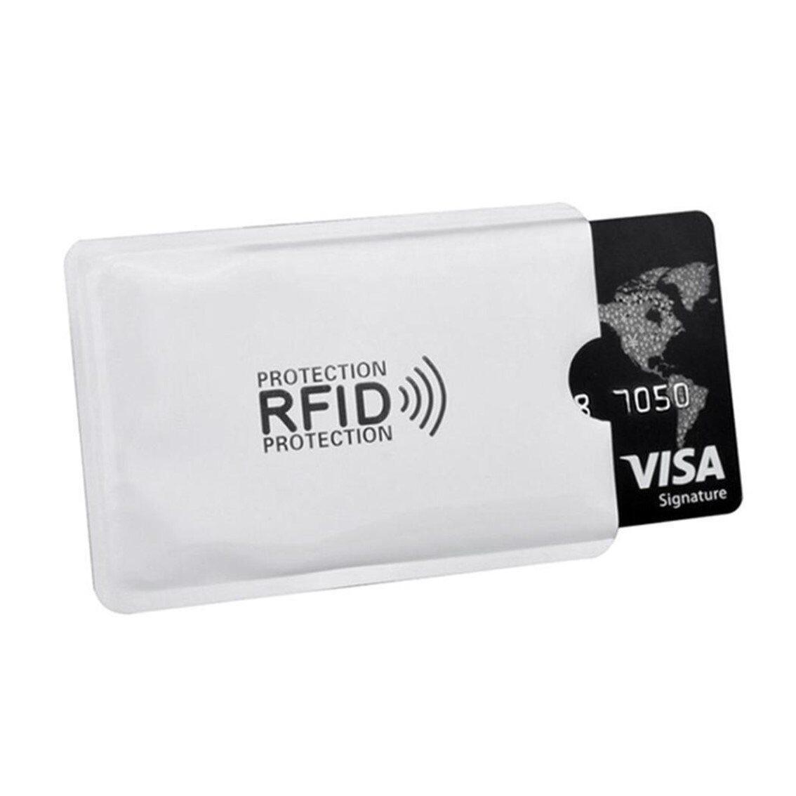 Чехол для кредитных карт от считывания