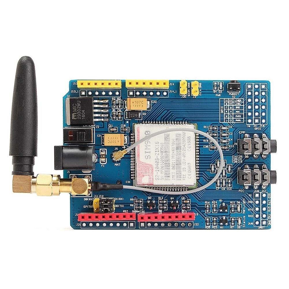 Модуль GSM Sim 900