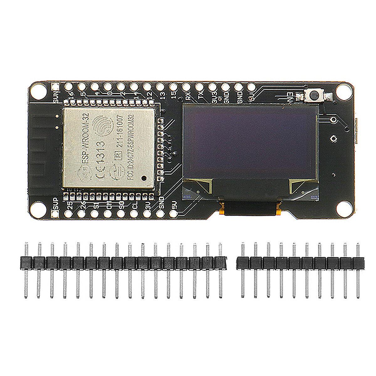 Esp32, 0.96 дюймов oled, Wi-Fi Модуль + Bluetooth для Arduino