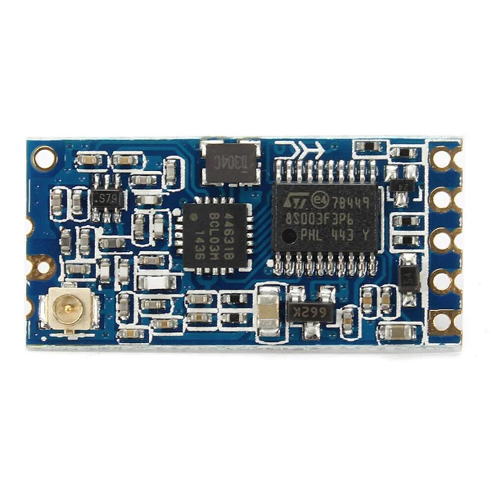 HC-12 433 SI4463 Беспроводной последовательный модуль Remote 1000M