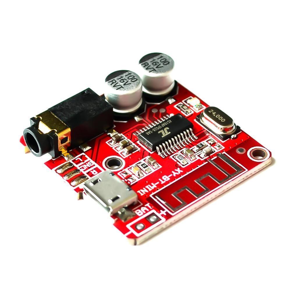 Bluetooth 5,0 аудио приемник 3,7-5 в XY-BT-Mini