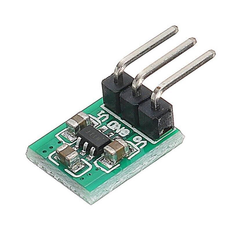 Mini 2 в 1 1.8V-5V до 3.3V Активизировать Мощность преобразователя для Arduino Wifi Bluetooth ESP8266 HC-05 CE1101 LED Модуль