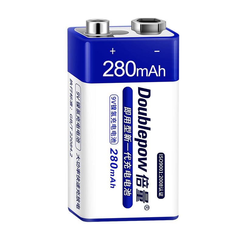 Аккумуляторная батарея Ni-MH 280mAh 9V