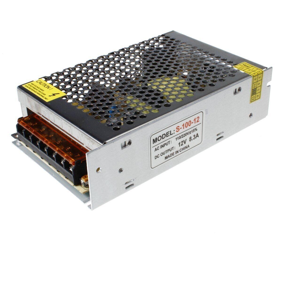 Импульсный блок питания 24В, 5А. 120w Вход AC110V 220 В