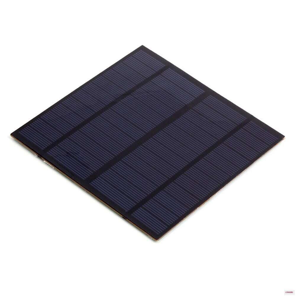 Солнечная панель 18 В 1.5 Вт .Размер 115*85