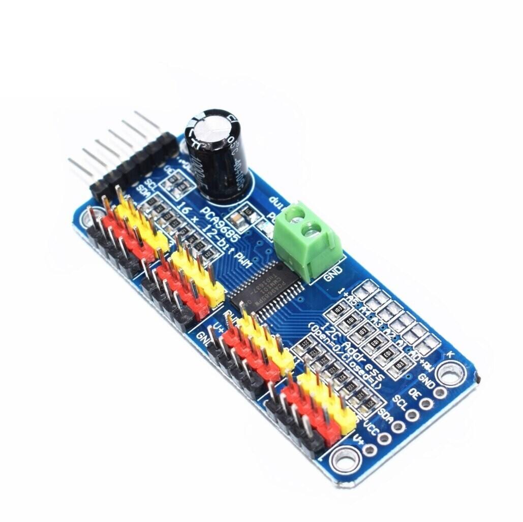 16-канальный 12-бит ШИМ/Servo Driver-I2C Интерфейс PCA9685