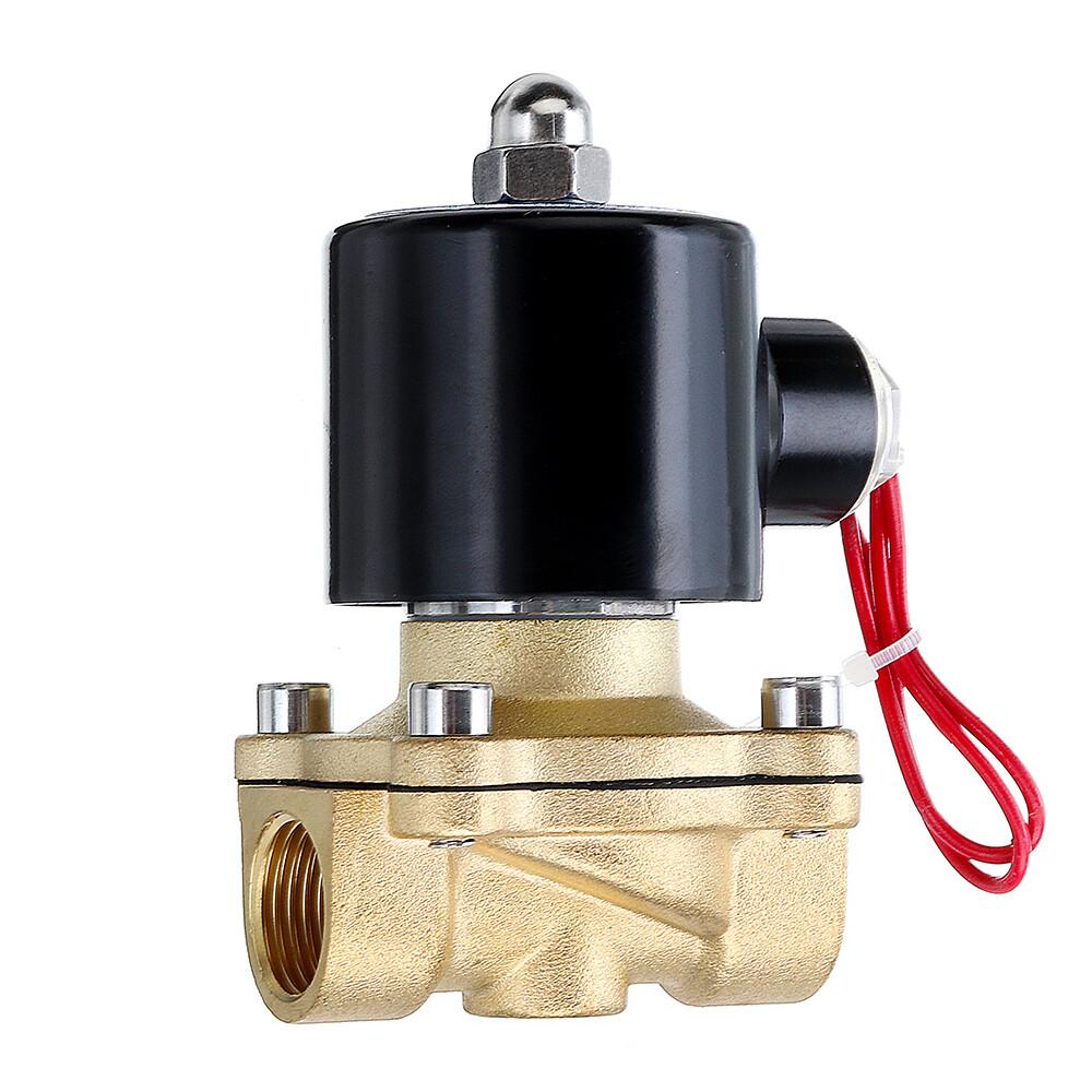 Электромагнитный клапан 220В, диаметр 1/4 дюйма