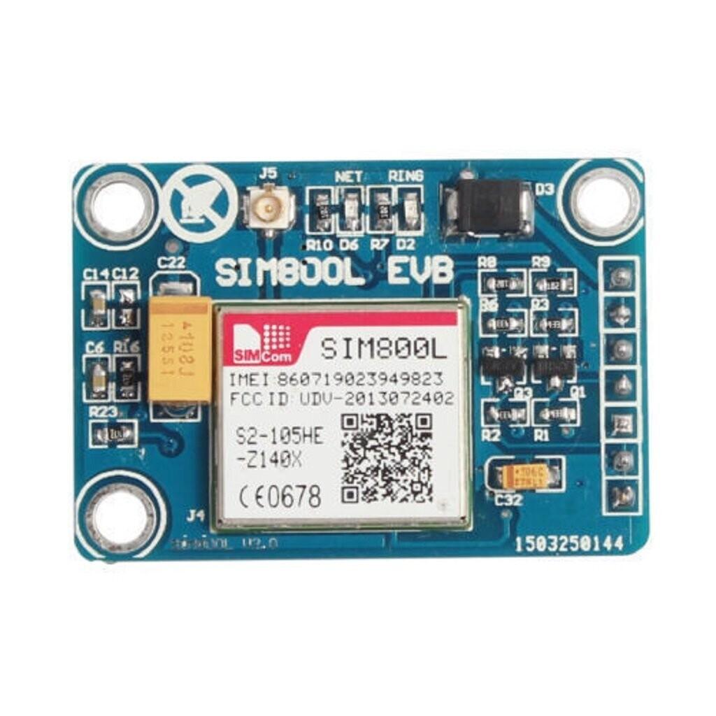 Модуль GPS GPRS SIM800L V2.0 5V