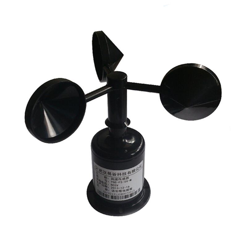 Анемометр, датчик скорости ветра датчик, input DC 7-24v?Range 0-32 m/s