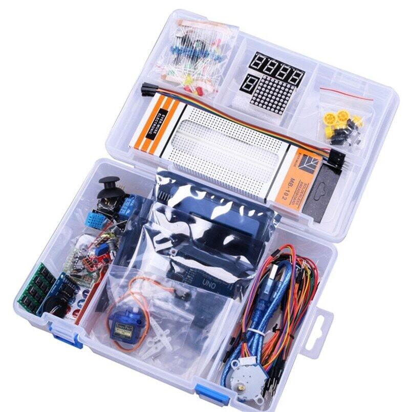 Стартовый комплект 2 для начинающих Arduino UNO R3
