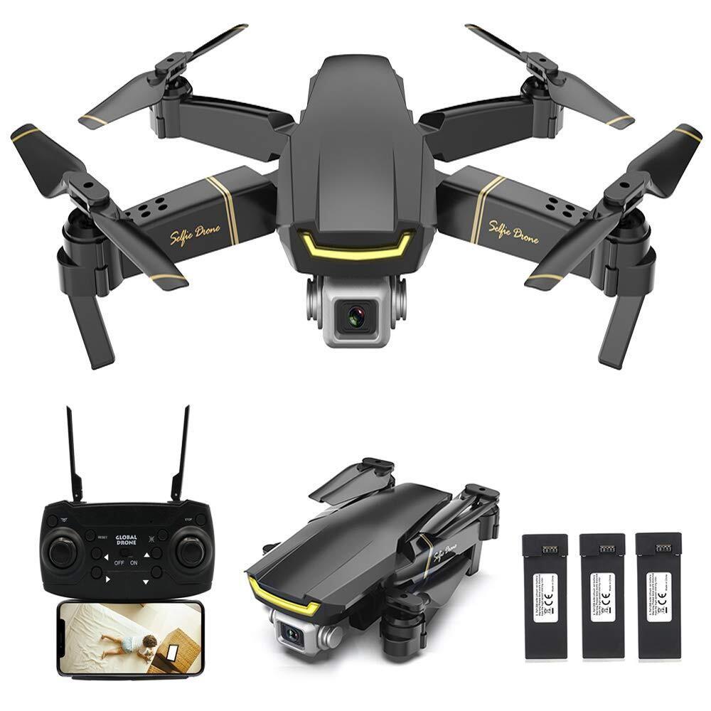 Квадрокоптер с Камерой GW89 1080P +3 аккумулятора